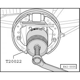 T20022 ZESTAW ŚCIĄGACZY