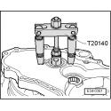 T20140 ZESTAW ŚCIĄGACZY