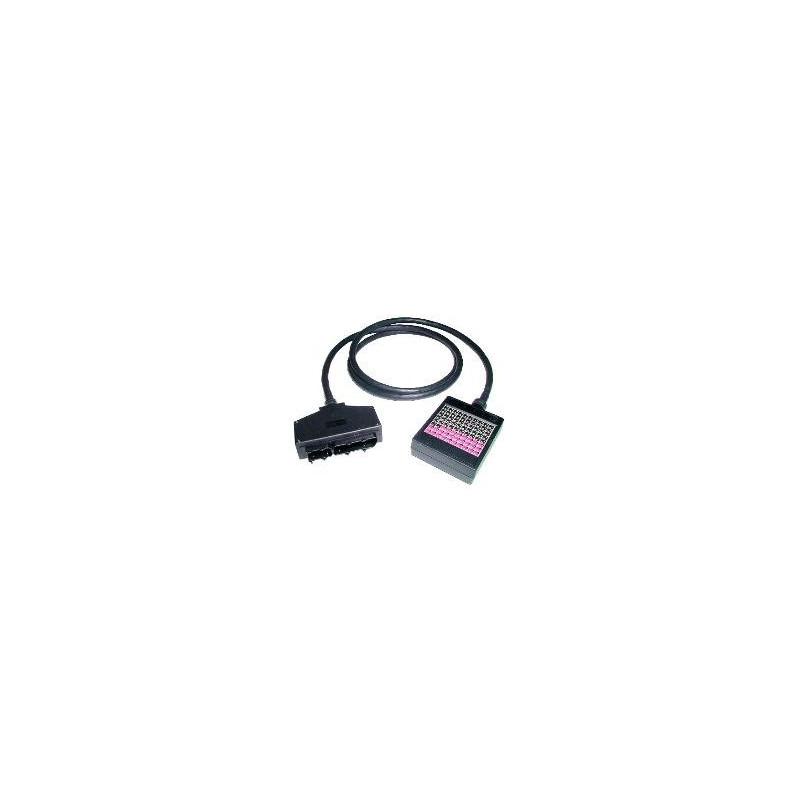 VAG1598/22 Zestaw testowy - 68 pinowy adapter