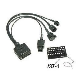 VAG1598/37 Zestaw testowy - adapter 37