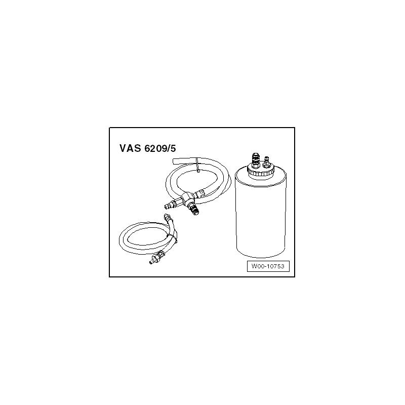 VAS6209/5 Zestaw DRC system