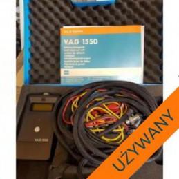 VAG1550 VAG TESTER OLD - używany