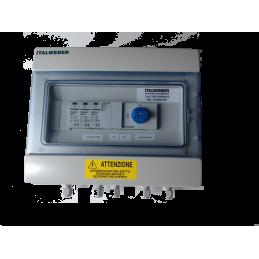 Rozdzielnia instalacji PV DC1 ogranicznik przepięć