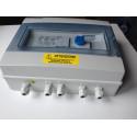 Rozdzielnia instalacji PV ogranicznik przepięć DC1
