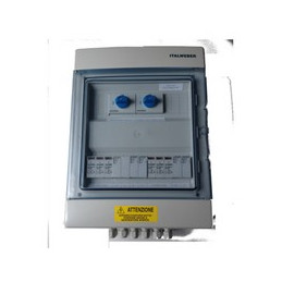 Rozdzielnia instalacji PV DC3 ogranicznik przepięć