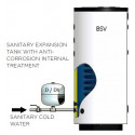 Zbiornik buforowy ELBI BSV 400 solarny na wodę- z 1 wężownicą