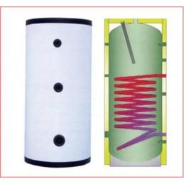 Zbiornik  buforowy ELBI BSV 200 solarny na wodę- z 1 wężownicą