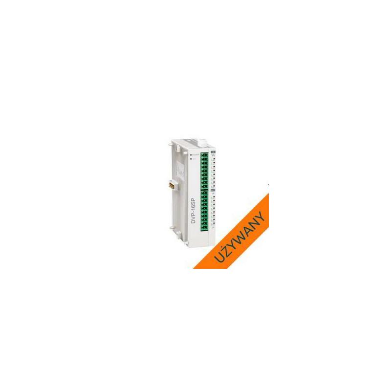 STEROWNIK PLC DVP16SP11R Delta
