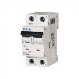 C40A 2P WYŁĄCZNIK NADPRĄDOWY PLS6-C40/2-MW 242884 EATON