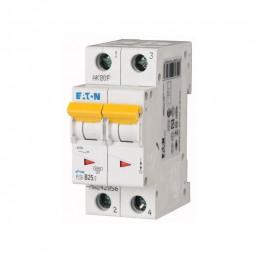 C25A 2P WYŁĄCZNIK NADPRĄDOWY PLS6-C25/2-MW 242882 EATON