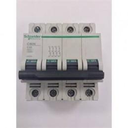 4P-C63A WYŁĄCZNIK NADPRĄDOWY 24304  SCHNEIDER ELECTRIC