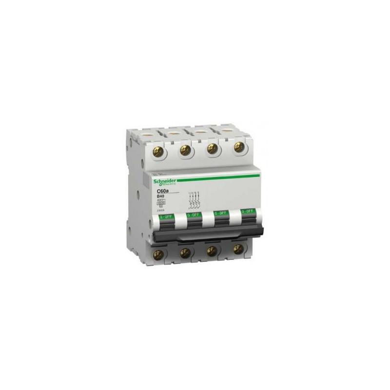 4P-C16A WYŁĄCZNIK NADPRĄDOWY 24298 SCHNEIDER ELECTRIC