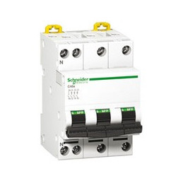 3P+N-C16A WYŁĄCZNIK NADPRĄDOWY A9N17527 SCHNEIDER ELECTRIC