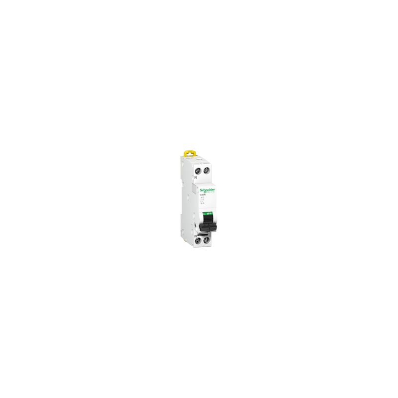 WYŁĄCZNIK NADPRĄDOWY 1P+N 40A A9N17577 SCHNEIDER ELECTRIC