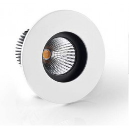 LAMPA LED 7W WPUSZCZANA RUCHOMA NETTUNO MINOR