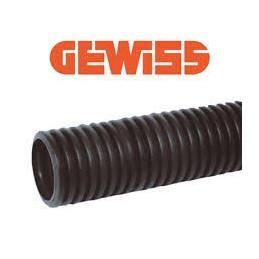 Rura karbowana 32mm 750N FK 15/16 GEWISS DX15032