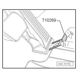 T10269 NARZĘDZIE SERWISOWE VW AUDI