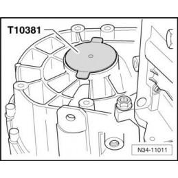 T10381 NARZĘDZIE SERWISOWE VW AUDI