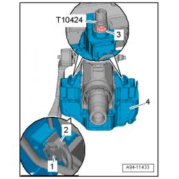 T10424 NARZĘDZIE SERWISOWE VW AUDI