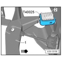 T40025 NARZĘDZIE SERWISOWE VW AUDI