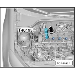 T40195 NARZĘDZIE SERWISOWE VW AUDI