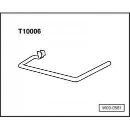 T10006 NARZĘDZIE SERWISOWE VW AUDI SEAT SKODA