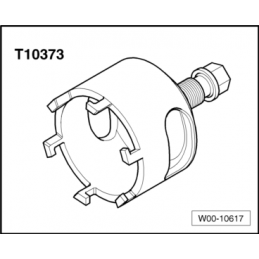 T10373 NARZĘDZIE SERWISOWE VW AUDI SEAT SKODA