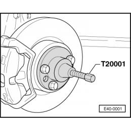 T20001 NARZĘDZIE SERWISOWE VW AUDI SEAT SKODA