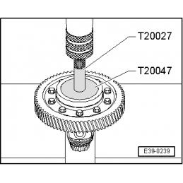T20047 NARZĘDZIE SERWISOWE VW AUDI SEAT SKODA