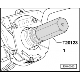 T20123 NARZĘDZIE SERWISOWE VW AUDI SEAT SKODA