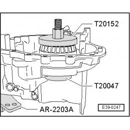 T20152 NARZĘDZIE SERWISOWE VW AUDI SEAT SKODA