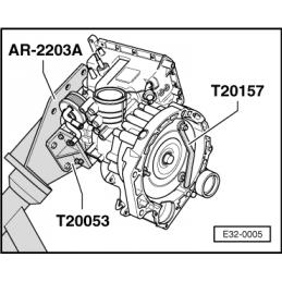 T20157 NARZĘDZIE SERWISOWE VW AUDI SEAT SKODA