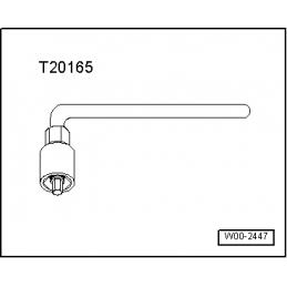 T20165 NARZĘDZIE SERWISOWE VW AUDI SEAT SKODA