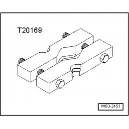 T20169 NARZĘDZIE SERWISOWE VW AUDI SEAT SKODA