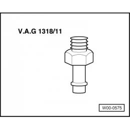VAG1318/11 NARZĘDZIE SERWISOWE VW AUDI SEAT SKODA