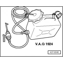 VAG1924 NARZĘDZIE SERWISOWE VW AUDI SEAT SKODA
