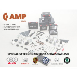 3140A/2 NARZĘDZIE SERWISOWE VW AUDI SEAT SKODA