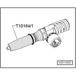 T10164/1 NARZĘDZIE SERWISOWE VW AUDI SEAT SKODA