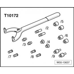 T10172/ NARZĘDZIE SERWISOWE VW AUDI SEAT SKODA
