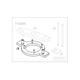 T10288/1 NARZĘDZIE SERWISOWE VW AUDI SEAT SKODA