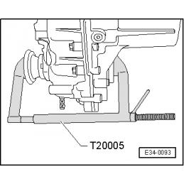 T20005 NARZĘDZIE SERWISOWE VW AUDI SEAT SKODA