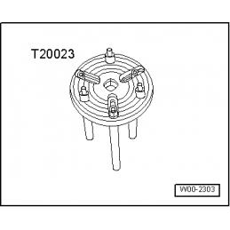 T20023 NARZĘDZIE SERWISOWE VW AUDI SEAT SKODA