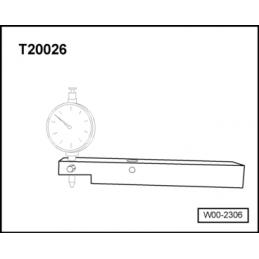 T20026 NARZĘDZIE SERWISOWE VW AUDI SEAT SKODA