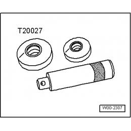 T20027 NARZĘDZIE SERWISOWE VW AUDI SEAT SKODA