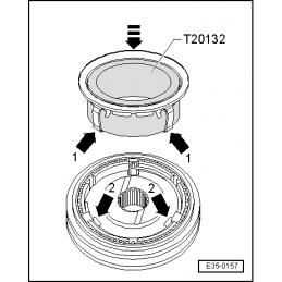 T20132 NARZĘDZIE SERWISOWE VW AUDI SEAT SKODA