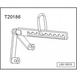 T20186 NARZĘDZIE SERWISOWE VW AUDI SEAT SKODA