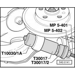T30017/2 NARZĘDZIE SERWISOWE VW AUDI SEAT SKODA