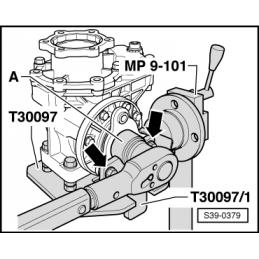 T30097/1 NARZĘDZIE SERWISOWE VW AUDI SEAT SKODA
