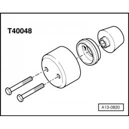 T40048/1-2-3 NARZĘDZIE SERWISOWE VW AUDI SEAT SKODA