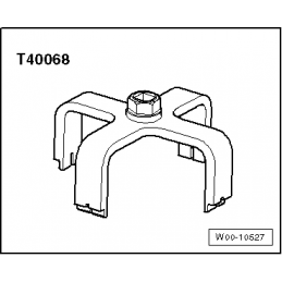 T40068 NARZĘDZIE SERWISOWE VW AUDI SEAT SKODA